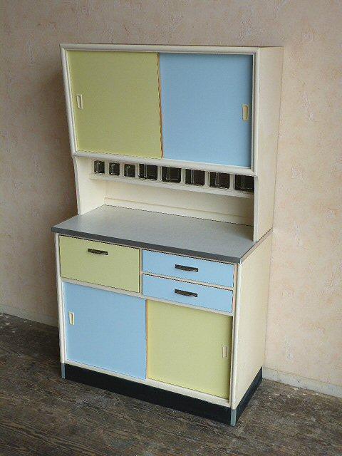 Küchenschrank 50er günstig kaufen | eBay